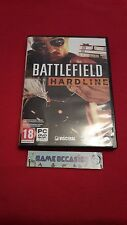 BATTLEFIELD HARDLINE PC DVD-ROM COMPLET 5 DVD