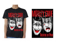MOTLEY CRUE - Theatre Of Pain - T SHIRT S-M-L-XL-2XL Brand New Official