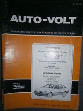 Ford SCORPIO 2000i Ghia : Revue Autovolt 616