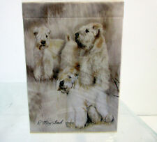 New Soft-Coated Wheaten Terrier Dog Poker Playing Card Deck of Cards Terriers