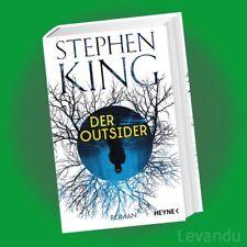 DER OUTSIDER | STEPHEN KING | Roman / Horror (Gebundene Ausgabe) - NEU
