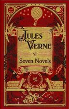 Jules Verne: Seven Novels, Hardcover by Verne, Jules, Brand New, Free shipping