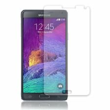 2x QUALITY CLEAR SCREEN PROTECTOR GUARD FILM COVER FOR SAMSUNG GALAXY NOTE 4