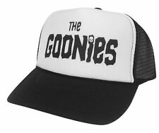 The Goonies Movie Trucker Hat mesh hat snapback hat Black