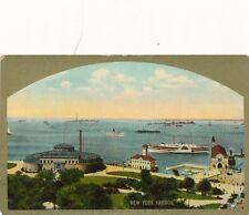 NEW YORK CITY – New York Harbor
