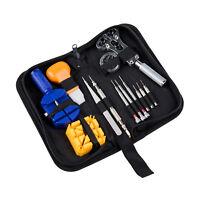 13pcs Repair Tool kit Maintenance Key Fob Watch Case Opener Watchmaker WS T1X4