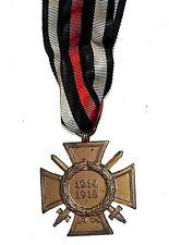 E4712WWI German Honor Cross Hindenburg Ehrenkreuz company L.NBG. material iro