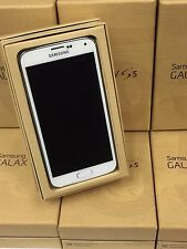 MINT Samsung Galaxy S5 G900T White 16GB T-Mobile MetroPCS - WiFi Calling 4G LTE
