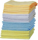 Microfiber Cleaning Cloth 32 Pack Set Towel Duster Rag for Car Truck Van SUV