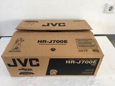 JVC hr-j700e VHS-video recorder NUOVO in OVP NEW, 2 ANNI GARANZIA