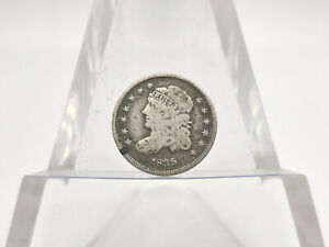 1835 Capped Bust Half Dime **Tough to Find, Clear Liberty!** #2