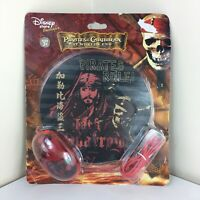 💀 Disney Store Pirates Of The Caribbean Mouse & Mousemat NEW At World's End 💀