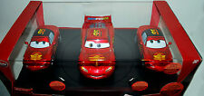 Disney CARS Store Exclusive 1/18 scale McQUEEN Mia Tia 1/5000 Limited Die Cast