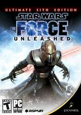 Star Wars Force Unleashed Ultimate Sith Edition PC New