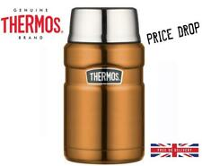 Thermos Stainless Steel Copper King Food Flask 710ml SK3020 Container