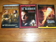 Matt Damon Dvd Lot the talented mr. ripley / good will hunting / the rainmaker