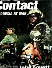 CONTACT: A TRIBUTE TO THOSE WHO SERVE RHODESIA  HB/dj , 3rd 1984