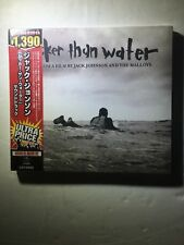 Thicker Than Water: From A Film by JACK JOHNSON & UICY-91623 CD JAPAN 2010 NEW