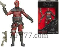 "Hasbro Star Wars BLACK Series Wave 2 Force Awakens 6"" GUAVIAN ENFORCER"