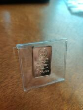Johnson Matthey & Mallory JM&M 10 Gram Silver Bar