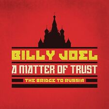 Billy Joel-A Matter of Trust: the bridge to Russia: Deluxe ed 3 CD NUOVO