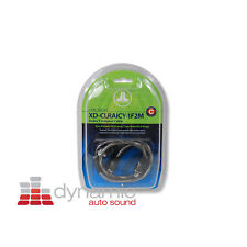 JL AUDIO XD-CLRAICY-1F2M Y Adaptor RCA Amplifier Cable 1 Female to 2 Male New