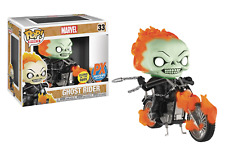 POP RIDES MARVEL CLASSIC GHOST RIDER PX EXCLUSIVE GLOW IN THE DARK
