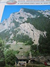 Alpenbahnen N Westalpen Martigny Orsieéres Bahn Schweiz 15