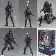 Pistol /& OD Green Drop Leg Holster 1//6 Scale Toy Metal Gear Solid Disguiser