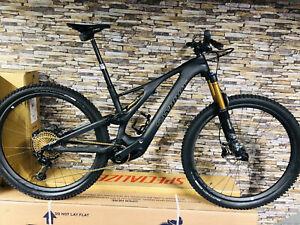 E-Bike MTB Full Carbon SPECIALIZED S-WORKS Turbo Levo Sl 2020 M Use Test