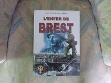 Album Heimdal Éditions L'enfer De Brest 1944 FFI NORMANDIE MEMORIAL HISTORIQUE