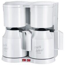 MACCHINA del caffè, Severin KA5827 DUO Bianco Caffè/Tè e Caffè Solo £ 74.99!!!
