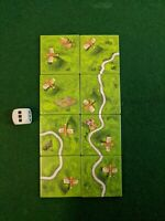 The Flying machines flier Carcassonne mini expansion second edition