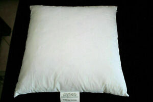 """18"""" Square Decorative Pillow Feather Insert"""