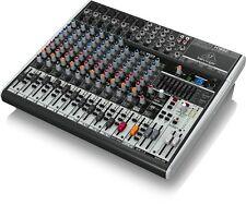 Behringer Xenyx X1832 USB Mischpult / Mixer / Mischer Audio-Interface 18 Kanäle