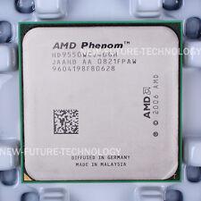 AMD Phenom X4 9550 HD9550WCJ4BGH Socket AM2+ 3600MHZ 2.2GHz 2MB CPU Prozessoren