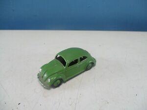 dinky 181 volkswagon beetle car