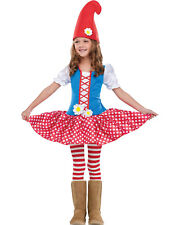 Morris Costumes Toddler Gnome Girl Dress Costume Small 24 Months-2T. FW116111TS