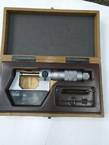 """TESA  Micrometer 0""""- 1""""Inch"""