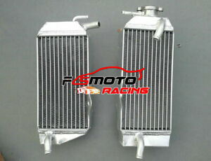 FOR HONDA CRF450R CRF450 CRF 450 R 2009 2010 2011 2012 Aluminum Radiator