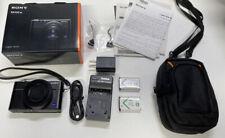 Sony Cyber-shot DSC-RX100 VII  *  Kit Plus Extras