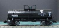 MTH RailKing 3-Rail Texas Gulf Sulphur Limited Edition SD Tank Car 30-73459