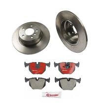 BMW E53 X5 00-06 V8 4.4L Brembo Rear Brake Kit with Rotors and Pads