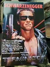Neca Terminator Ultimate Tech Noir Terminator 7� Action Figure New