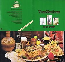 "ZZ TOP ""Tres hombres"" 1973! ORIGINALE-MASTER-versione su unghie nuovi DIGIPACK-CD!"