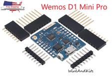 WEMOS D1 Mini Pro V1.1.0 4M Bytes External Antenna Connector ESP8266 WIFI IoT