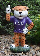 LSU Tigers Mascot Statue - Painted