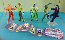 Bandai JoJo's Bizarre Adventure part 1 figures gashapon set of 5 new