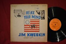 Jim Kweskin 'Relax Your Mind' LP