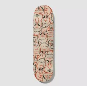 Barry Mcgee X Baker Skateboards Steamer 8 Inch Deck